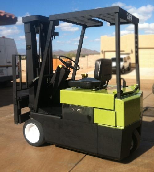 Arizona Forklift Service & Sales - forklifts | sales